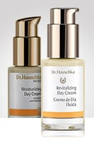 Old Versus New Hauschka Packaging