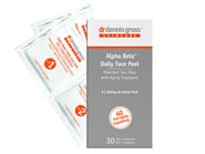 Photo of Dr. Dennis Gross Skincare Alpha Beta® Daily Face Peel Boxed