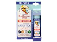 Photo of Badger SPF 35 Sport Sunscreen All Season Face Stick