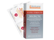Photo of Dr. Dennis Gross Skincare Extra Strength Alpha Beta Daily Face Peel 10 Packettes