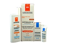 Photo of La Roche-Posay Anthelios 50 Mineral Tinted + Physiological Scrub Sample