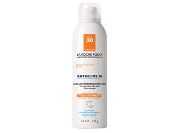 Photo of La Roche-Posay Anthelios 30 Ultra Light Sunscreen Lotion Spray