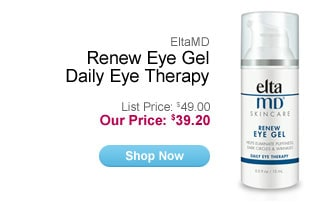EltaMD Renew Eye Gel Daily Eye Therapy